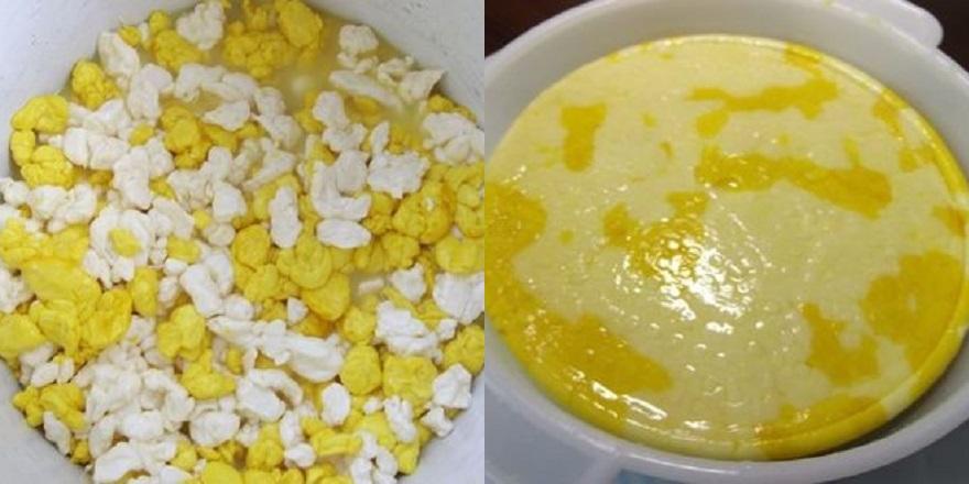 как приготовить мраморный сыр