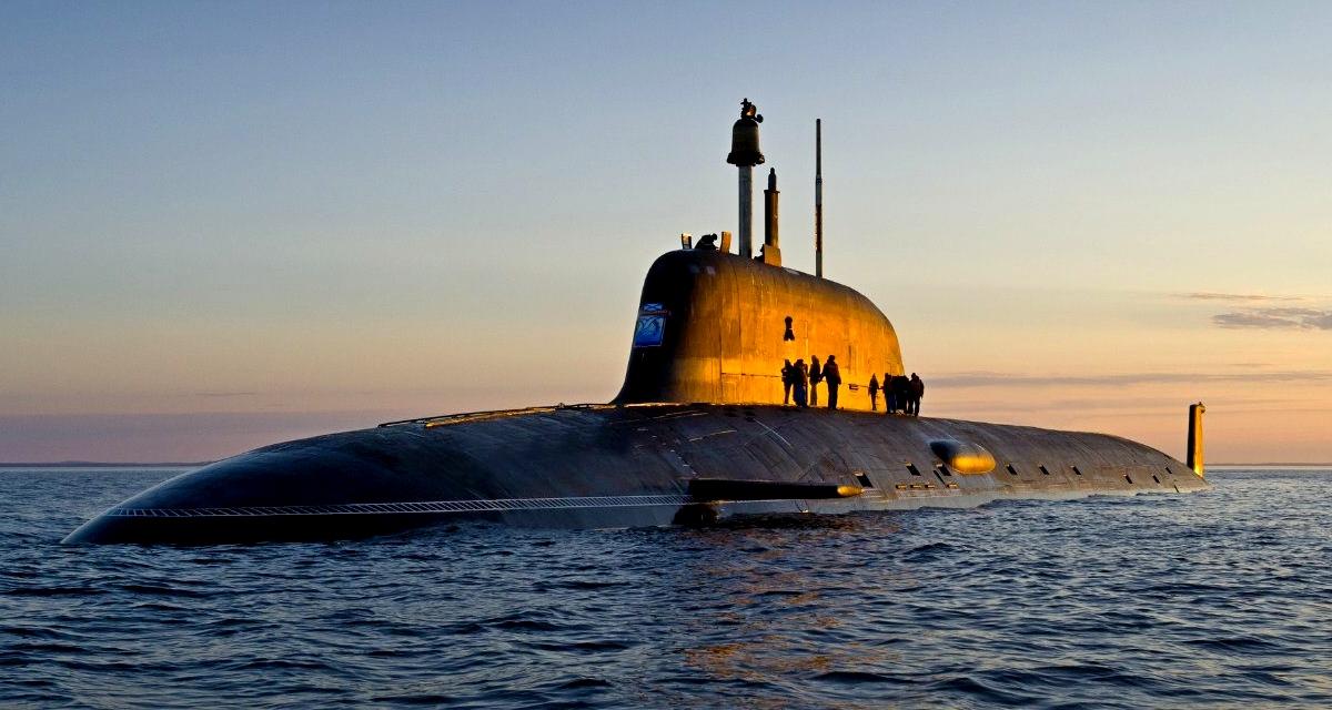 подводная лодка проекта ясень в россии