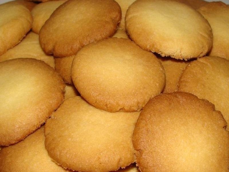 Самое нежное песочное печенье — проще рецепта не бывает!