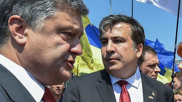 Саакашвили об импичменте Порошенко: Буду ездить по стране и поднимать людей.