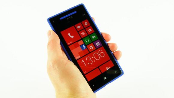 HTC Tiara может быть первым смартфоном на новой ОС WP8 GDR2