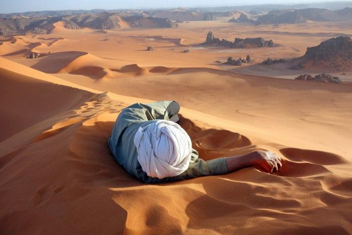 «Заслуженный отдых в Сахаре», Эван Коул National Geographic Traveler
