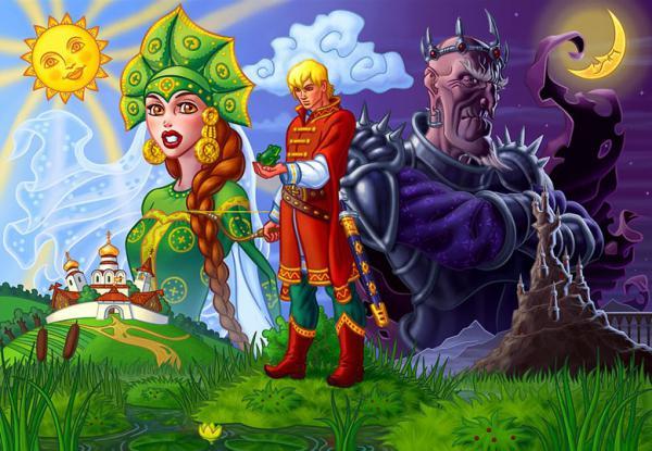 Кто вы по гороскопу сказочных героев