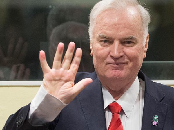 «Приговор генералу Младичу означает отказ сербам вправе насуществование»