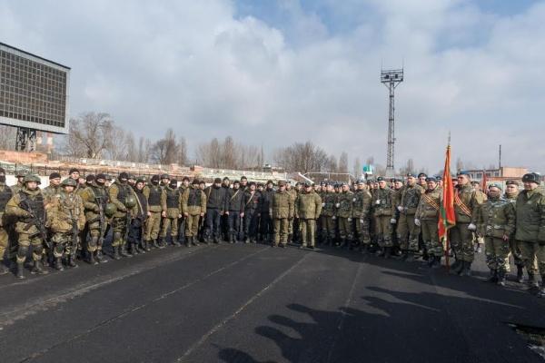 Приднестровье отметило юбилей Советской армии иДень защитника Отечества