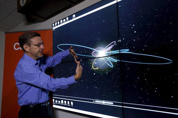 В сеть попало шокирующее видео, как планету Нибиру скрывают ученые НАСА