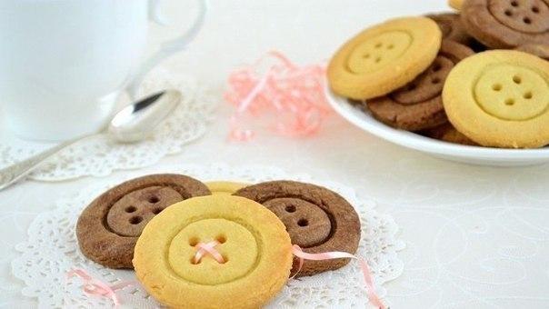 Печенье «Пуговицы» 1
