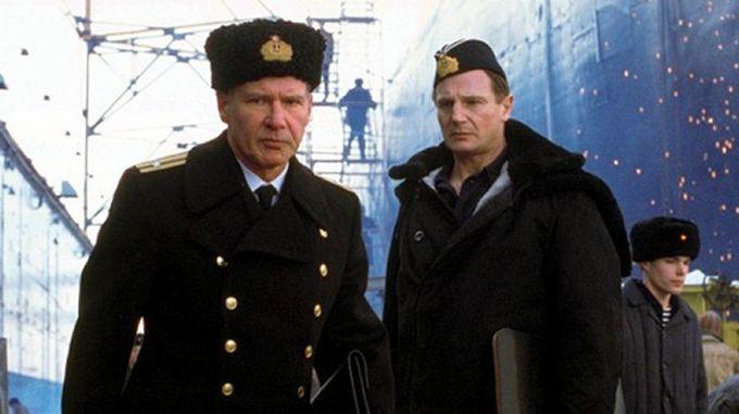список фильмов про войну лодки
