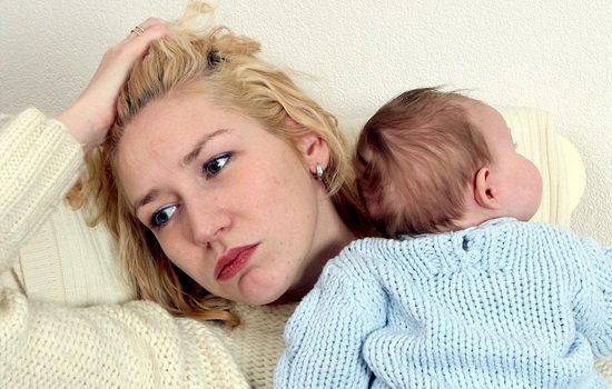 Как часто в детстве ребенок инфицирует маму?