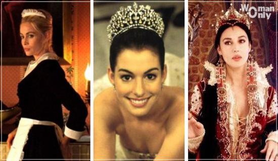 Вы Служанка, Принцесса или Королева? (познайте себя!)