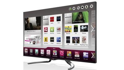 LG покажет два новых телевиз…