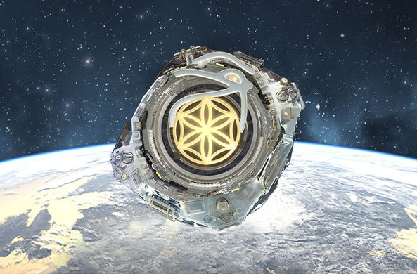 Космическое государство Асгардия запустило свой первый спутник