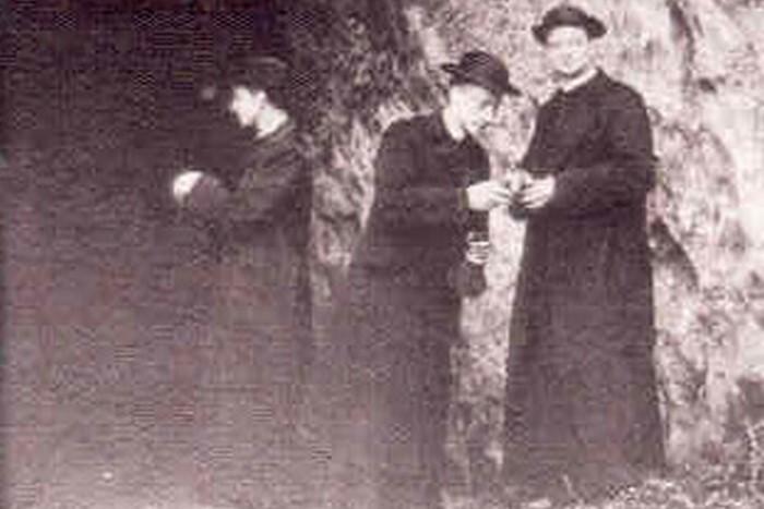 Пещеры Маастрихта: иезуиты поселились в пещерах 1860 году.
