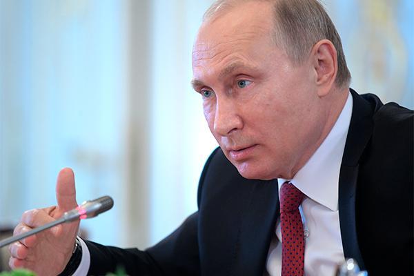 Путин предложил Западу не показывать пальцем на Россию из-за Украины