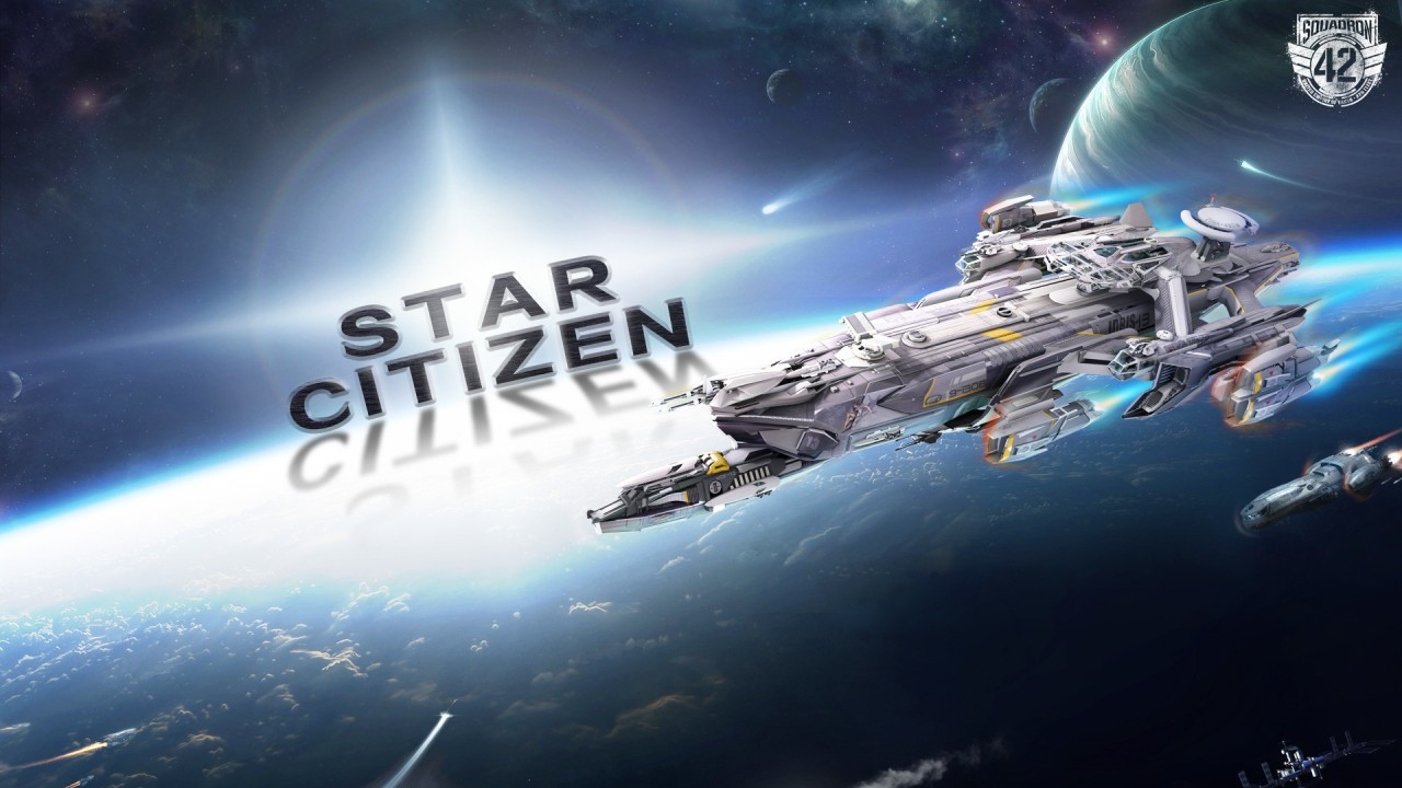 На разработку Star Citizen с…