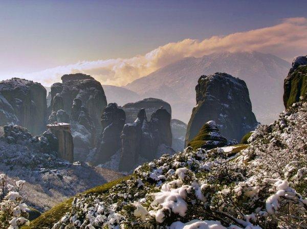 Пять самых недоступных монастырей мира
