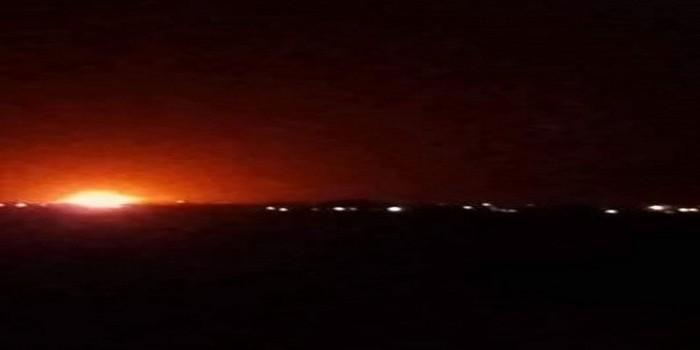 Авиация Израиля нанесла удар по военной базе у аэропорта Дамаска