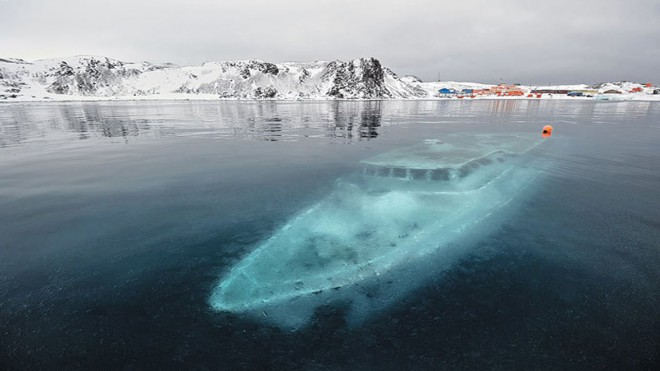 10 затонувших кораблей, которые можно увидеть своими глазами