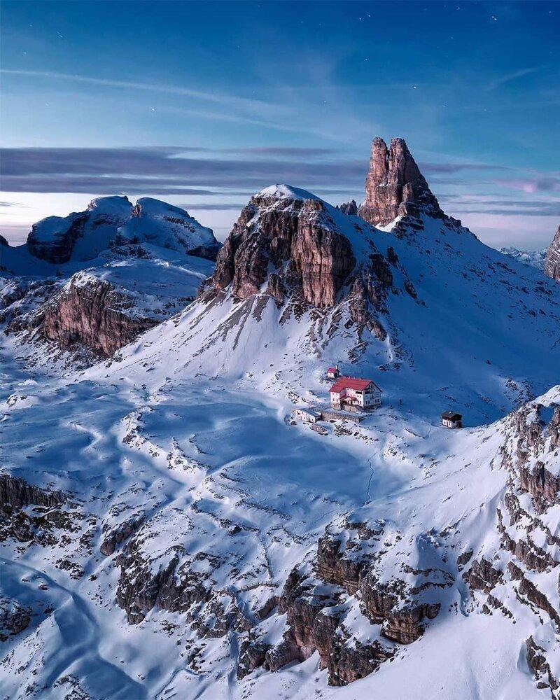 Волшебная красота Альп, от которой захватывает дух!