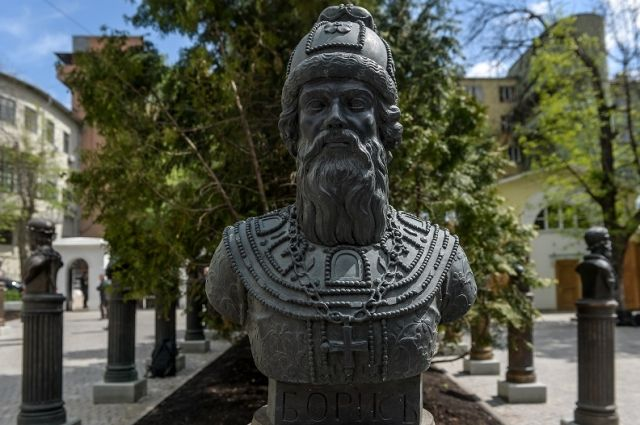 Борис Годунов: как слуга стал царём