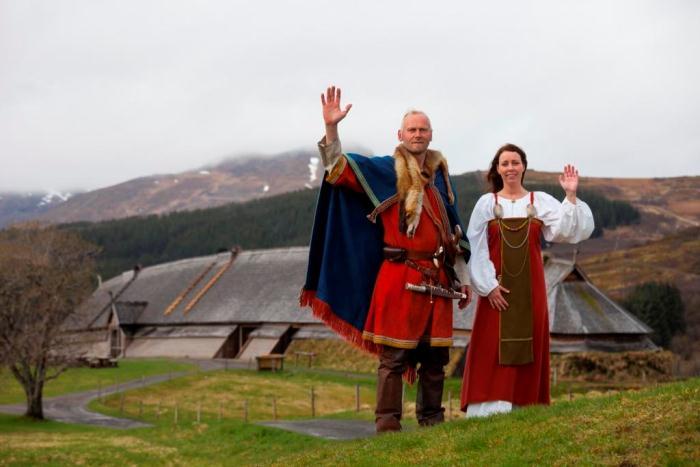 Музей викингов в Норвегии