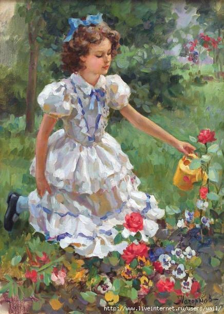 06-Les roses de mon jardin (436x610, 196Kb)