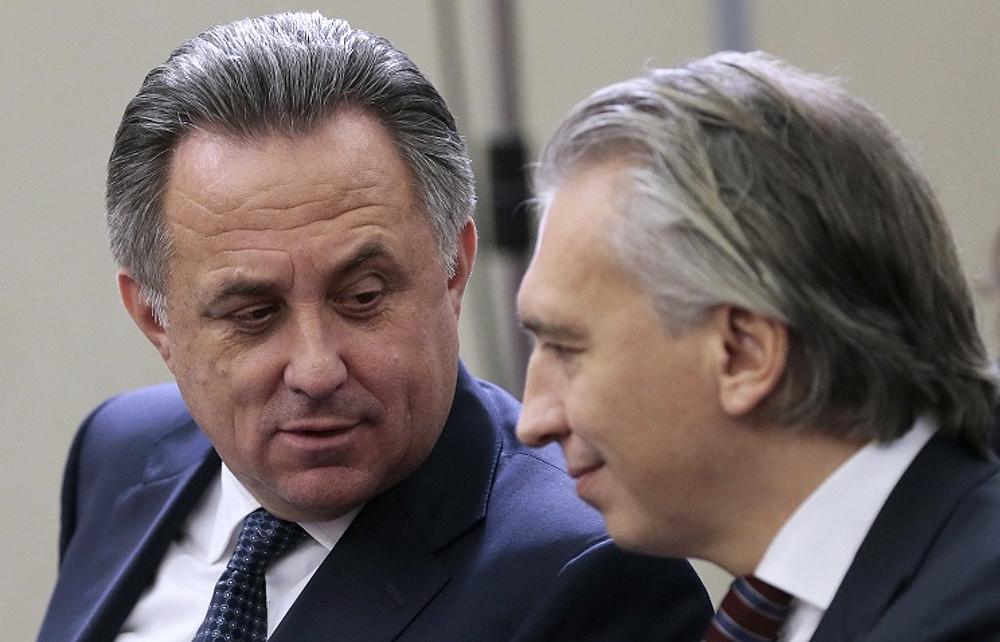 Главой РФС станет Дюков. Мутко уходит из футбола окончательно?