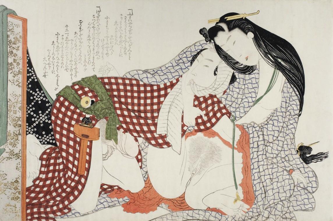 Японские проститутки 15 век