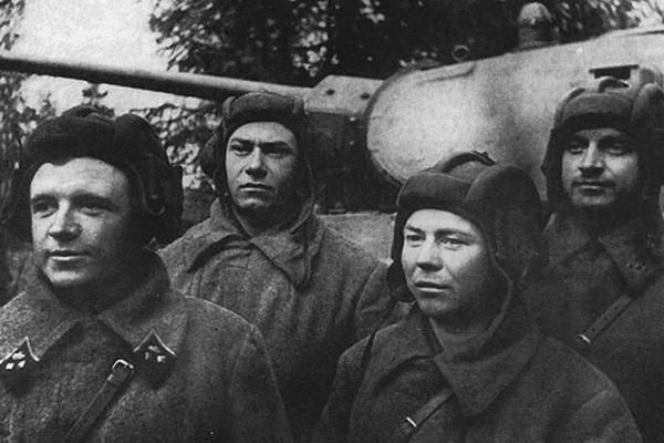 Танковый ас Лавриненко: «Погибать не собираюсь»