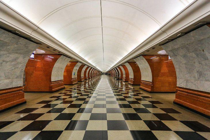 Самые глубокие станции метро на планете