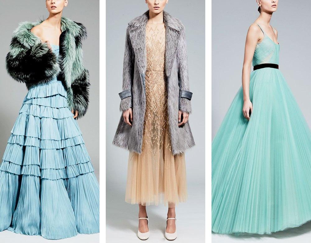 J. Mendel  Ready-to-wear 2017 - женственно, стильно и очень красиво