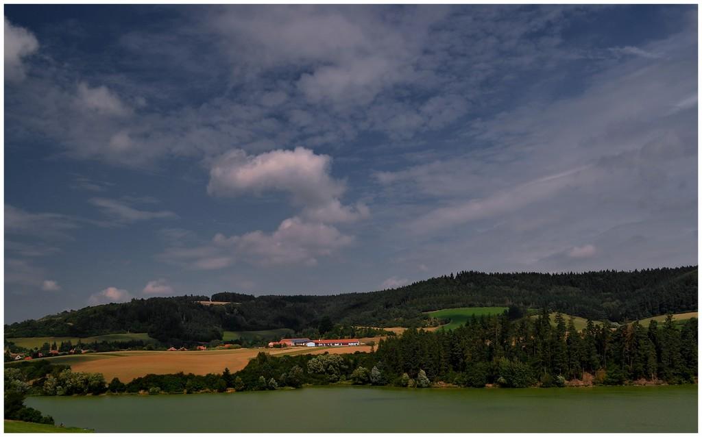 Пейзажи Моравии.