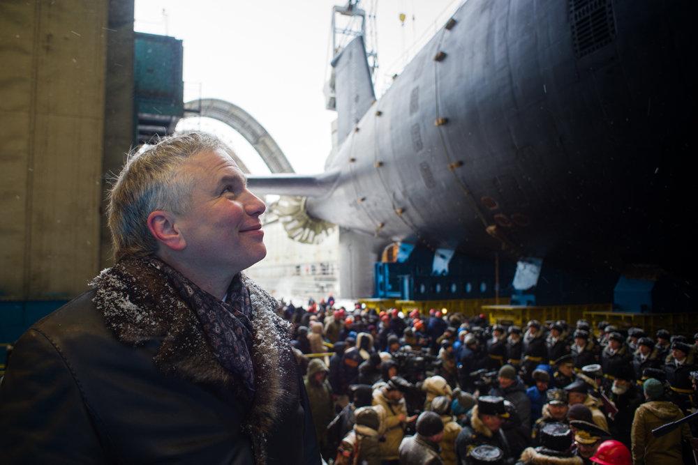 """Разработчик """"Ясеней"""" назвал главные тенденции подводного кораблестроения"""