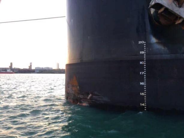 Украинский порт целый год не сможет принимать грузы из-за ошибки лоцмана корабля с американским углем