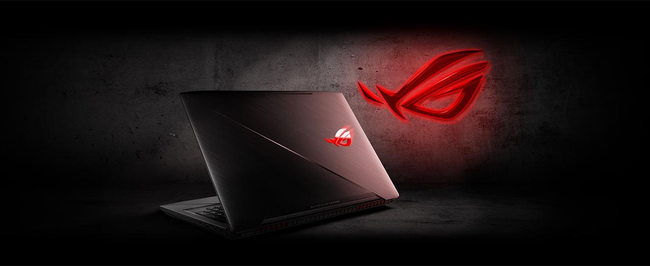 Игровой ноутбук ASUS ROG Strix GL503