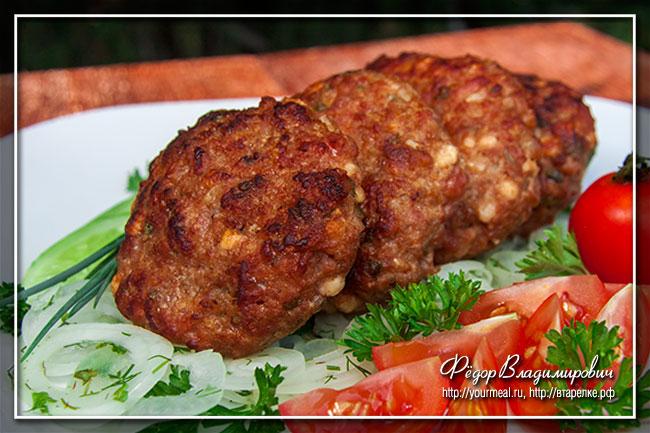 Уштипцы. Сербская кухня