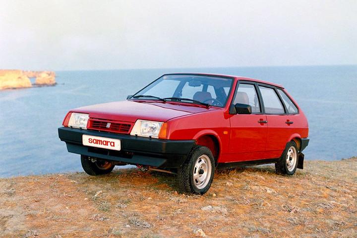 Самые любимые автомобили бандитов из 90-х