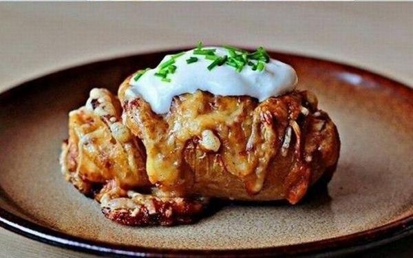 Что можно сделать из одной картофелины 6