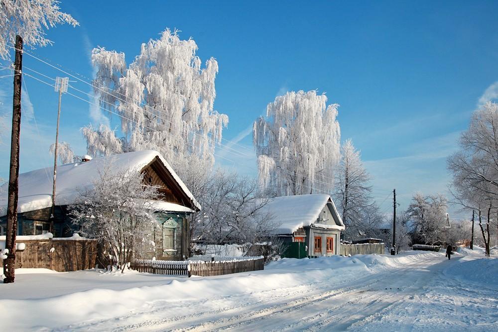 Зима (Владимир Кузнецов)