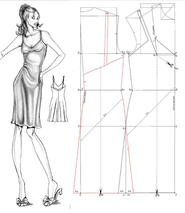 Как сшить платье из рубашки для девочки своими 164
