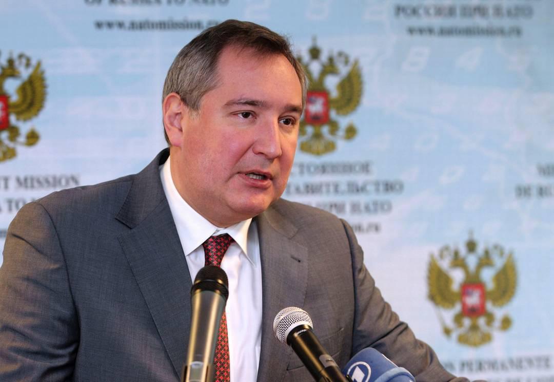 Рогозин прокомментировал ЧП с аварийным пуском британской ракеты