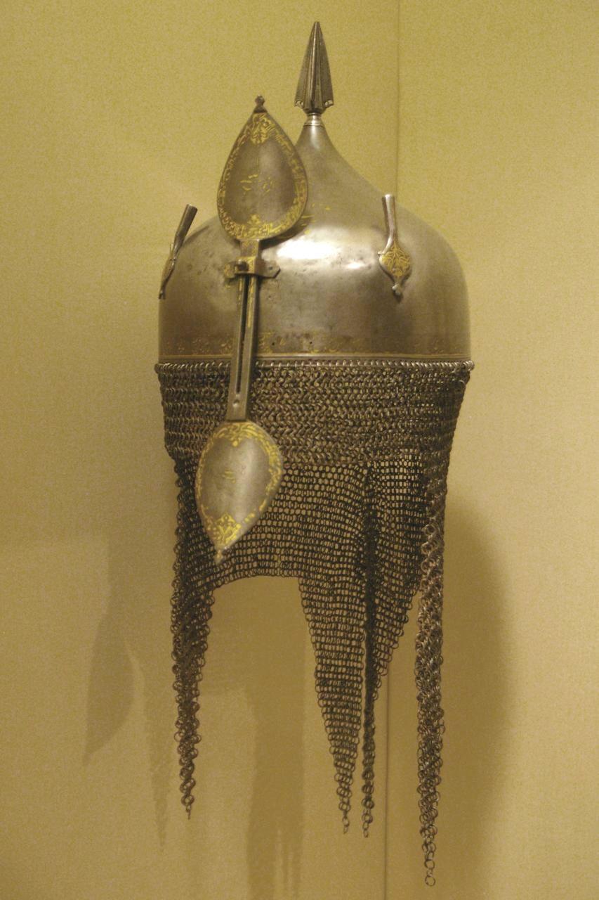 Шлемы Индо-Персидского стиля