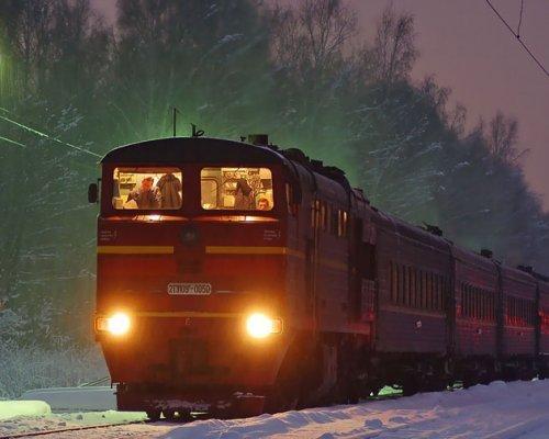 Wi-Fi появится в российских поездах дальнего следования