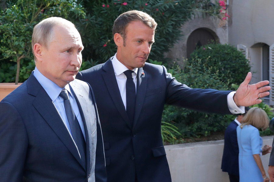 У России и Путина европейское будущее. Это новая Антанта, Россия возвращается?