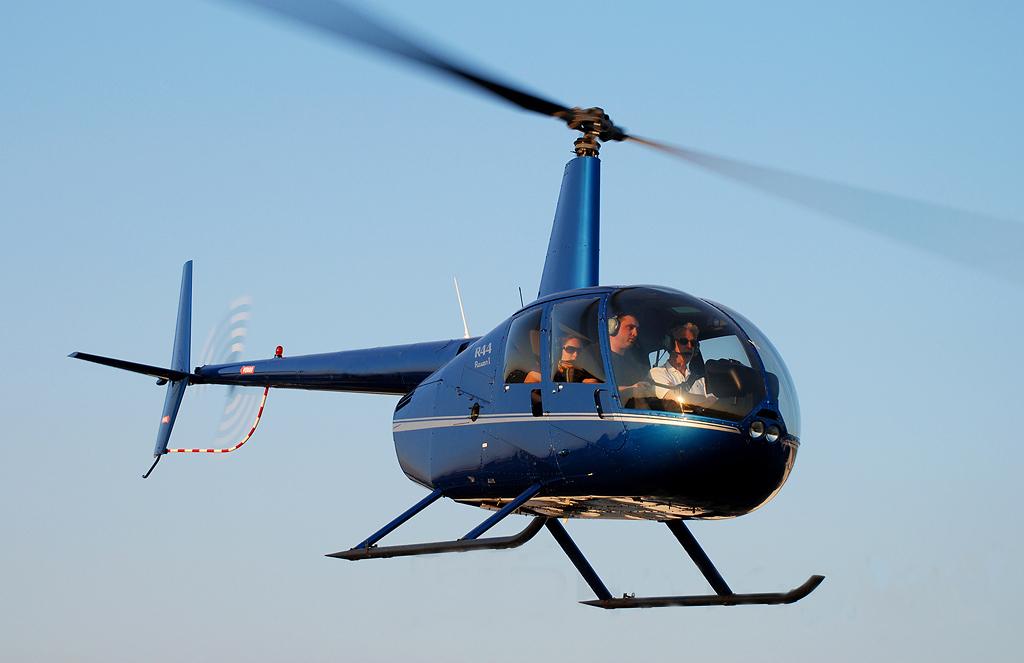 Американцы оснастят легкий вертолет дизельным двигателем