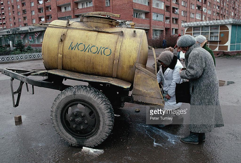 Привычки из СССР, часть вторая.
