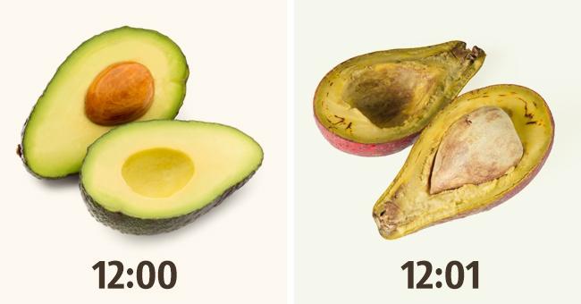 Удивительные факты о еде