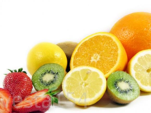 Топ продуктов, источников витамина С