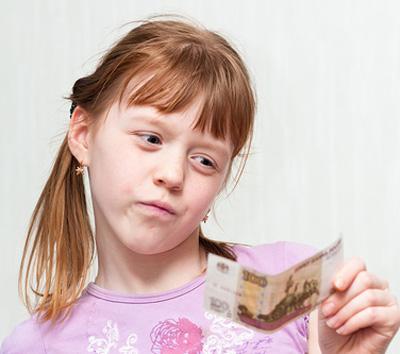 Платить детям за хорошие отм…