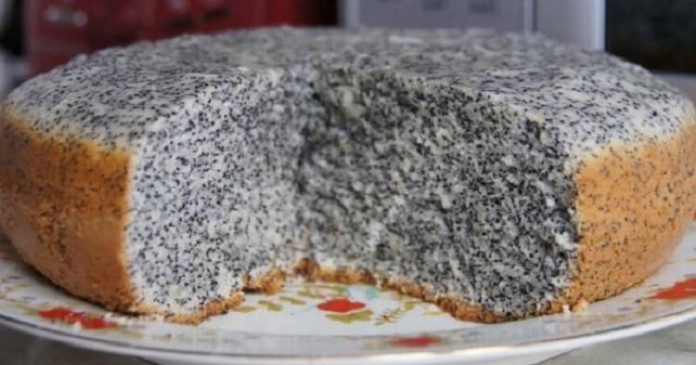 Как приготовить вкуснейший пирог маковник